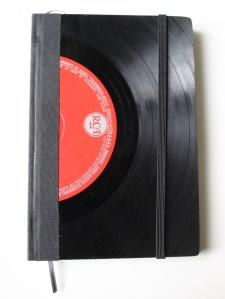 vinyl 33rpm booklet