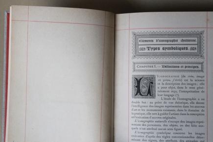 éléments d'iconographie L. Cloquet
